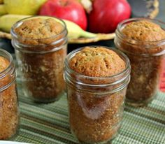 These Bread In A Jar recipes are ideal for gifts. You'll love the Banana Bread, Apple Bread, Pumpkin Bread, Sea Salt & Rosemary Dinner Rolls or the Beer Bread Mix in a Jar!