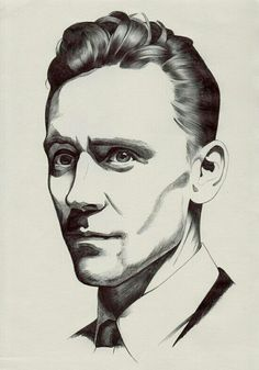 Tom hiddleston drawing https://www.flickr.com/photos/76433491@N02