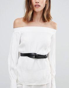 Vero Moda | Vero Moda - Cintura di pelle