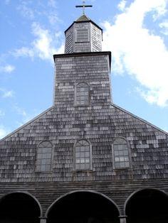 Eglise de Chiloe Castro