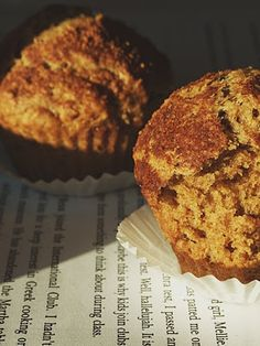 Weganizm infantylny: Herbaciane muffiny