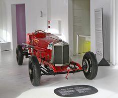 1924 Alfa Romeo RL Targa Florio Ferrari won the 1924 Coppa Acerbo in this type of car.