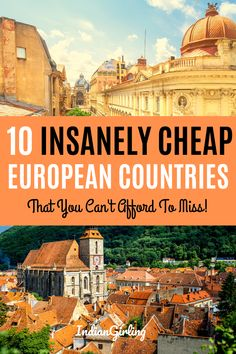 Top 10 Cheapest Countries To Visit in Europe (and around) in 2019 - - Are you planning the next Euro trip already? Read more on what made the top 10 cheapest countries in Europe that you must visit! Backpacking Europe, Europe Travel Guide, Travel List, Budget Travel, Traveling Europe, Travel Ideas, Travel Hacks, Travel Info, Travel Essentials