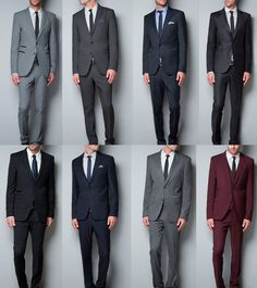 Elige los colores de trajes apropiados para cada ocasión - http://www.mayaexplorer.com.mx/elige-los-colores-de-trajes-apropiados-para-cada-ocasion/