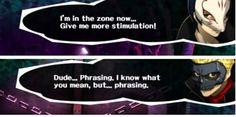 Phrasing, Yusuke
