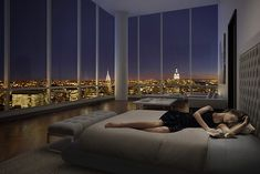 I want this view!  New York