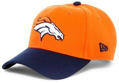 New Era Cap First Down Denver Broncos Cap