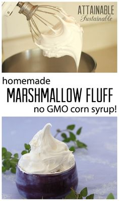 Store bought fluff features corn syrup - likely GMO - as its number ...