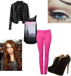 """""""Pink Glow"""" by caf2403 on Polyvore"""