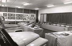 Estúdio da Willys-Overland do Brasil em São Bernardo do Campo
