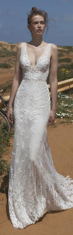 Wedding Dress by Limor Rosen Bridal Couture 2018 Free Spirit Collection - Cameron