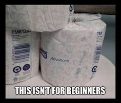Advanced toilet paper