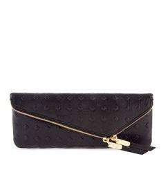 Debutante Convertible Slim Pyramid Clutch | SALE | Henri Bendel