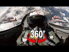 AMAZING 360° Experience In Fighter Jet | Patrouille Suisse - https://www.warhistoryonline.com/whotube-2/amazing-360-experience-in-fighter-jet-patrouille-suisse.html