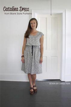 c29ffbf679b07e catalina dress sewing pattern by blank slate patterns sewn by sweetkm Sewing  Blogs