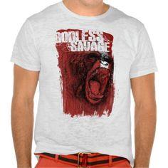 Godless Savage T-shirts