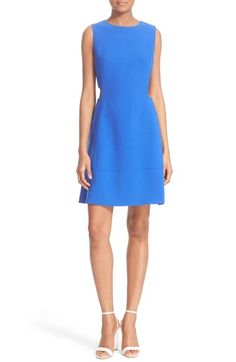 83e7fc46df2d21 Ted Baker London  Panashe  Cutout Tunic Dress available at  Nordstrom Ted  Baker Fashion