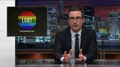 This year's gay marriage ruling was a milestone, but LGBT discrimination is still surprisingly legal. John Oliver explains why we need a federal anti-discrim...