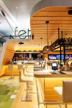 ith over 35 million yearly passengers, Toronto Pearson International Airport is one of North America's busiest airports. Eleven new restaurants slated...