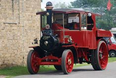 Foden D Type steam tractor