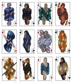 Silmarillion deck by Gerwell.deviantart.com on @deviantART