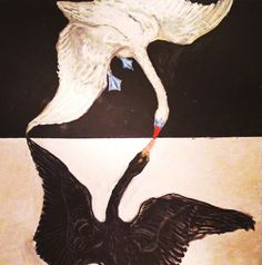Hilma af Klint, (1862-1944) - Swan 17.