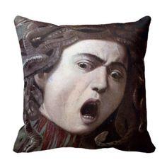 Michelangelo Pillows, Michelangelo Throw Pillows