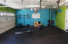 Best garage gym ideas images in at home gym home gyms