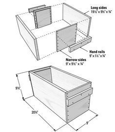 Cut list for nuc boxes