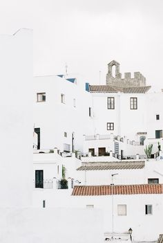 Andalusia, Vejer De LA Frontera, SPAIN VIA: http://readcereal.com/andalusia/
