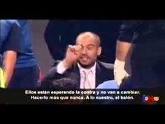 Palabras Pep Guardiola para Motivar a sus jugadores prórroga de la Super...