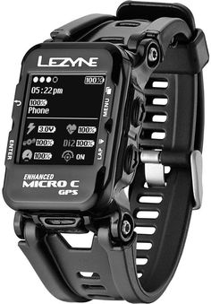 Lezyne Micro C GPS Watch Black (B-Stock) Kerkékpár elektronika, 913103 Stylish Watches, Luxury Watches For Men, Cool Watches, New Technology Gadgets, Tech Gadgets, Cool Technology, Futuristic Technology, Medical Technology, Energy Technology