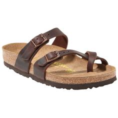 d3441f948b7f Birkenstock Mayari Habana Oiled Leather 17132-1 3 (Women s) from  DoddsShoe.com