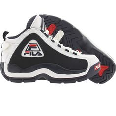 Fila Men 96 Ninety6 Grant Hill Retro - Traditional Pack (fnavy / white / fred) 1VB90037-464 - $89.99