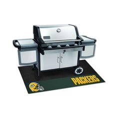 Green Bay #Packers Grill Mat. Click to order! - $34.99