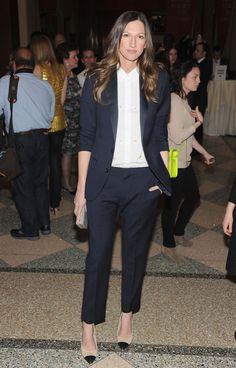 Jenna Lyons - 2011 Parsons Fashion Benefit