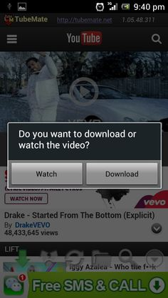 Download Youtube Videos on Mobile Phones or Convert into MP3 for Free | UnTidyBlog