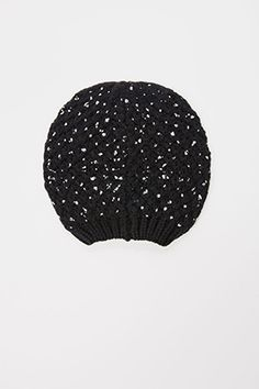 #Fabletics and #WishItSweeps - The Metallic Slouch Beanie - Fabletics