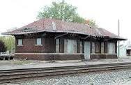 Bulls Gap Train Depot