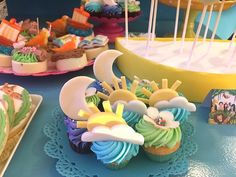 """Julia's """"My Great Big God"""" Inspired Party – Sweets Party Sweets, Party Themes, Party Ideas, Let Them Eat Cake, 1st Birthday Parties, Amazing Cakes, First Birthdays, Catering, God"""