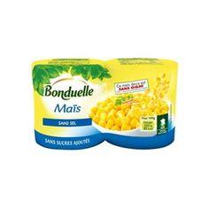 Bonduelle - Maïs sans sel
