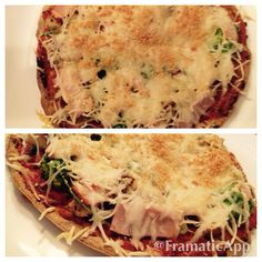 Oat's pizza