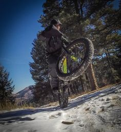 5 Reasons Fat Biking Can Make You a Better Rider