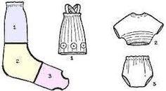 Image result for sock dolls