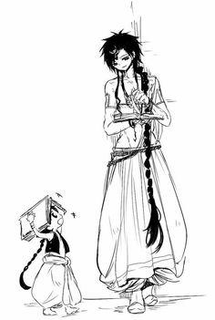 Solomon and Aladin
