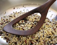 Walnut wood wooden risotto spoon stirring utensil for making risotto gourmet cooking tool rice stir spoon Italian cooking utensil Carved Spoons, Wooden Spatula, Wood Spoon, Wood Cutting Boards, Cooking Utensils, Kitchen Utensils, Wooden Kitchen, Wood Bowls, Walnut Wood