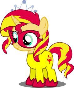 my little pony sunset shimmer - Google Search