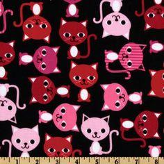 Urban Zoologie Cats Licorice Fabric Robert Kaufman http://www.amazon.com/dp/B005BUBL0M/ref=cm_sw_r_pi_dp_gKMawb1QT60WX