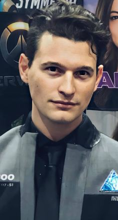 Detroit Become Human Actors, Detroit Become Human Connor, Stupid Human, Bryan Dechart, I Am Alive, I Like Dogs, Face Claims, White Man, Amelia