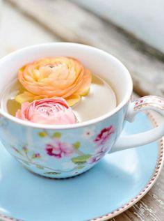 Tea time on We Heart It